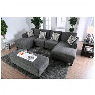 Bax Sectional with Ottoman