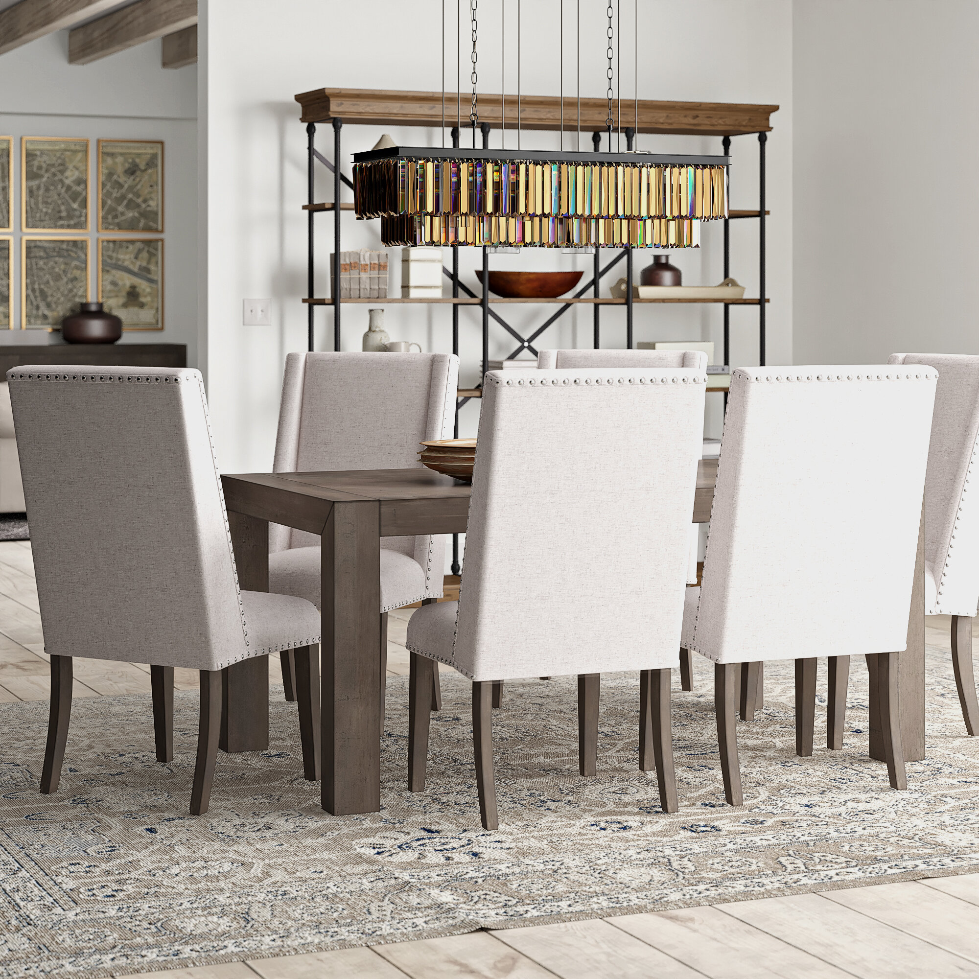 Wayfair   9 Piece Kitchen & Dining Room Sets You'll Love in 9