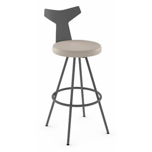 Find Azura 31 Swivel Bar Stool by Brayden Studio Reviews (2019) & Buyer's Guide