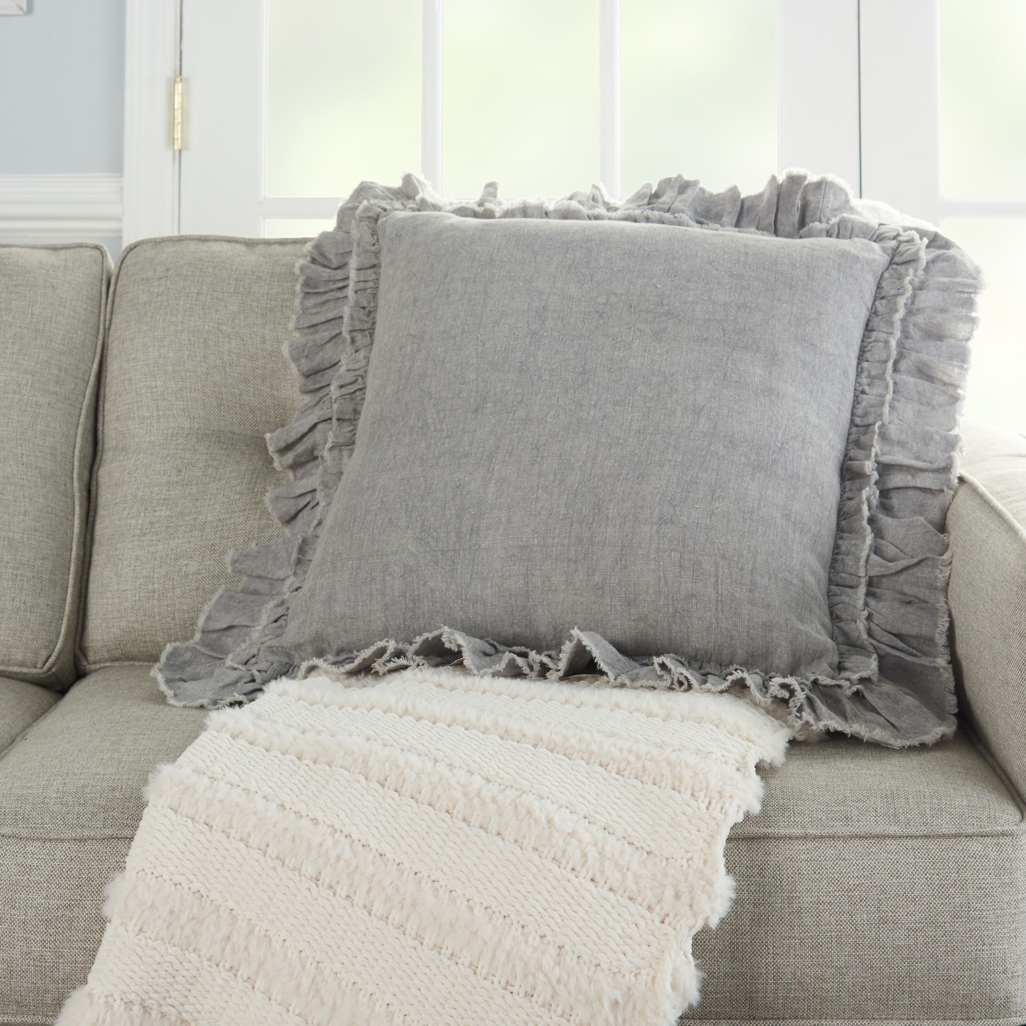 Cottage Americana Throw Pillows You Ll Love In 2021 Wayfair