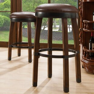 26 Swivel Bar Stool (Set of 2) Leick Furniture
