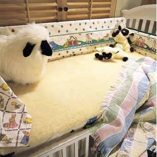 SnugSoft Deluxe Crib Mattress Cover by SnugFleece Wonderful