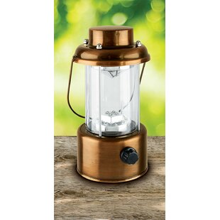 Kovot 15 LED Copper Lantern