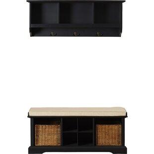 Douglas Upholstered Storage Bench
