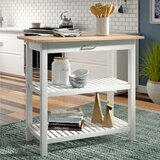 Lakeland Prep Table by Beachcrest Home