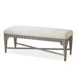 Massimo Upholstered Bench