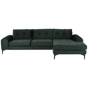 Colyn Right Hand Facing Sectional by Nuevo
