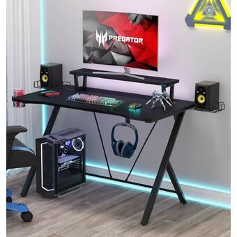 Ebern Designs Garrisons Computer Desk Wayfair