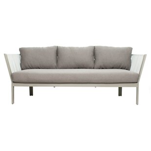 Archipelago St. Helena Patio Sofa with Cushions