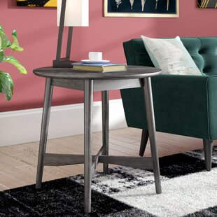 Searching for Dogwood Mid-Century Modern End Table By Ivy Bronx
