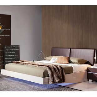 under bed led lighting. Canas Upholseterd Platform Bed Under Led Lighting