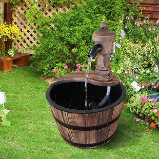 Bidwell Wood Fountain Image