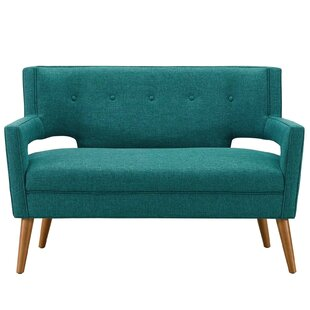 Caviness Loveseat by George Oliver