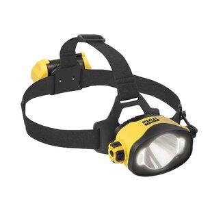 Stanley Headlight Led With Headband 193 Lumen Yellow Image