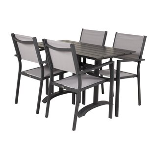 Devansh 4 Seater Dining Set By Sol 72 Outdoor