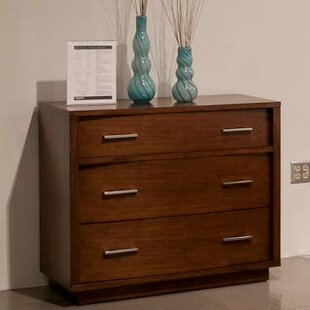 Wade Logan Julien 3 Drawer Dresser