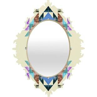 Deny Designs Fimbis Clarice Baroque Accent Mirror