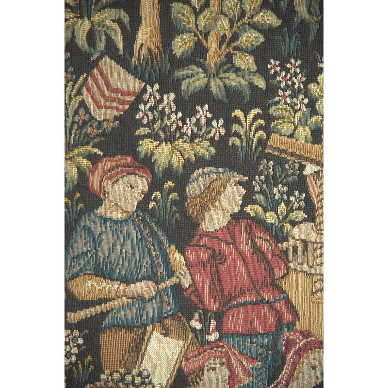 Charlotte Home Furnishings Le Pressoir French Wall Tapestry Wayfair