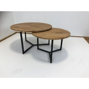 Couey 2 Piece Coffee Table Sets By Ebern Designs