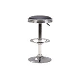 Shavab Swivel Adjustable Bar Stool by Orren Ellis