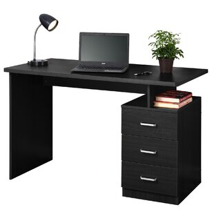 Haralson Computer Desk by Symple Stuff 2019 Sale