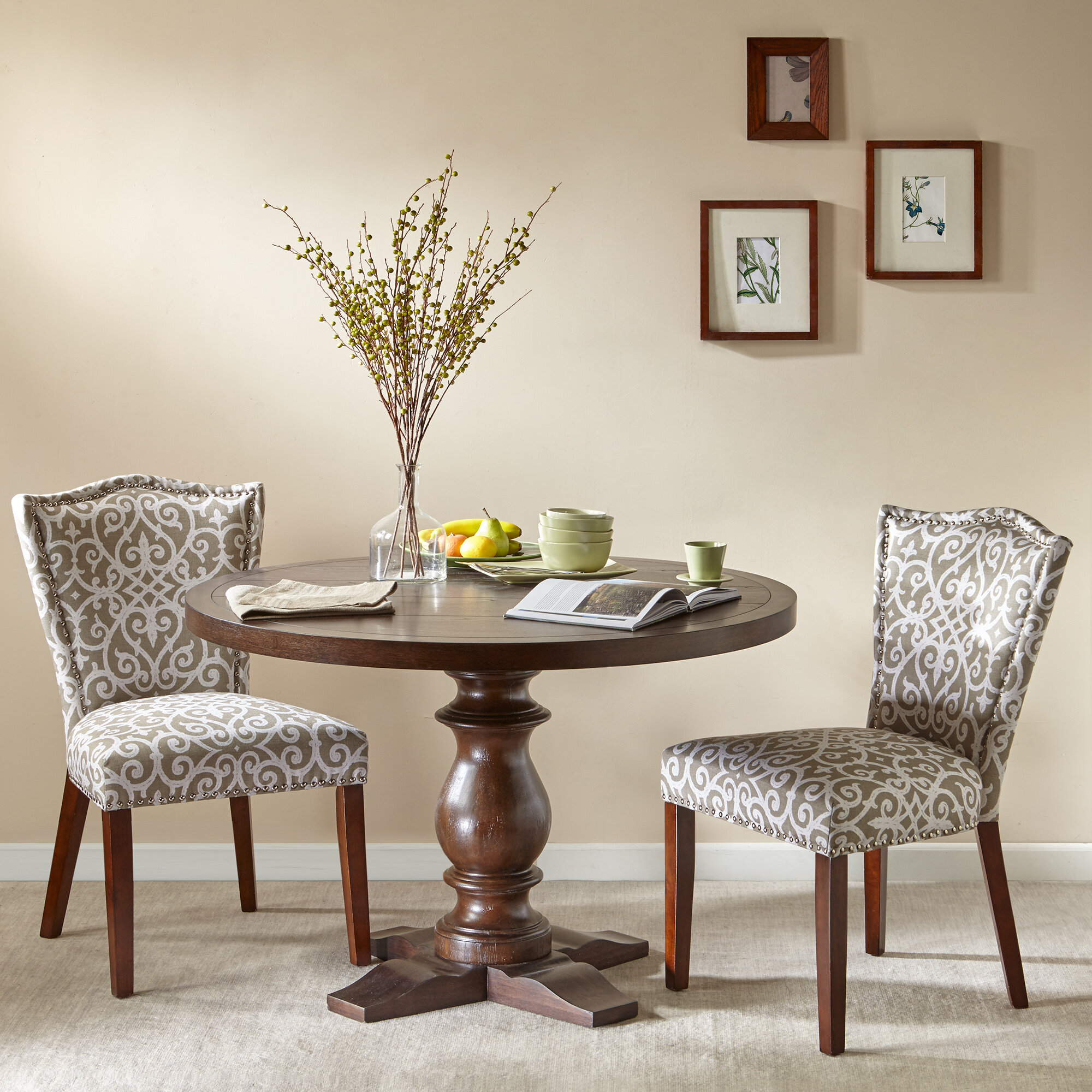 Charmant Darby Home Co Booth Dining Table | Wayfair