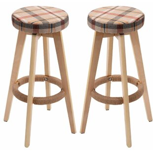 Affordable Price Adelphia 29 Swivel Bar Stool by Rosalind Wheeler Reviews (2019) & Buyer's Guide