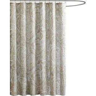 Berner Cotton Single Shower Curtain