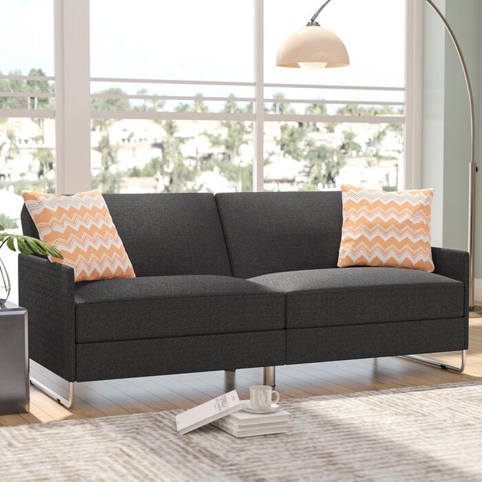 Winsome Convertible Sofa Bed Mattress Futon And Lounger ...