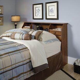 Queen Bed Bookcase Headboard Wayfair