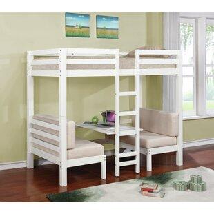 Dendy Twin Loft Bed by Harriet Bee