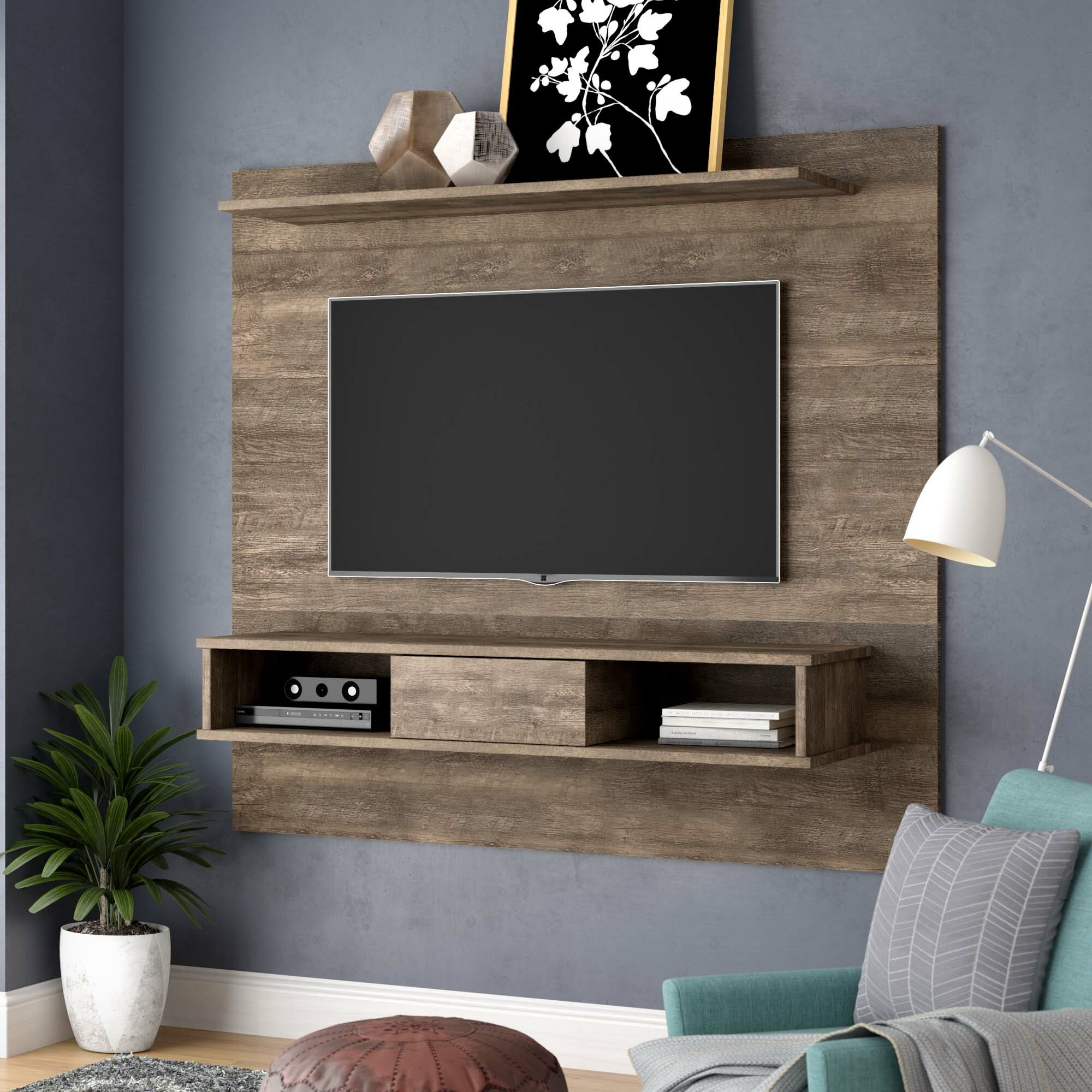 Langley Street Norloti Floating Entertainment Center For Tvs Up To 70 Reviews