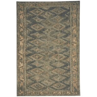 Creek-Aztec Pistachio Indoor/Outdoor Area Rug