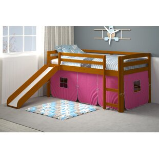 Look for Karyn Twin Loft Bed with Tent By Harriet Bee