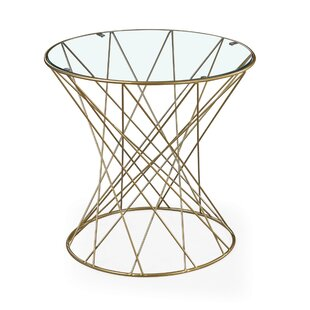 Trejo End Table by Everly Quinn