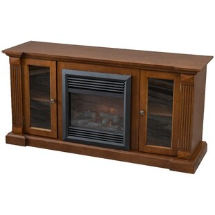 Domingues Entertainment Console Electric Fireplace Insert by Charlton Home