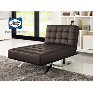 Sealy Sofa Convertibles Carmen Chaise Lounge