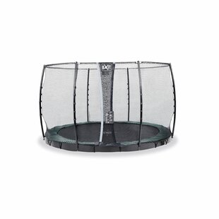 Interra 11' Backyard In-Ground With Safety Enclosure By Exit Toys