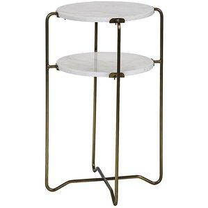 Noir Plato End Table