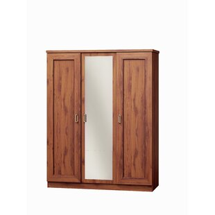 Andrews Wardrobe By Alpen Home