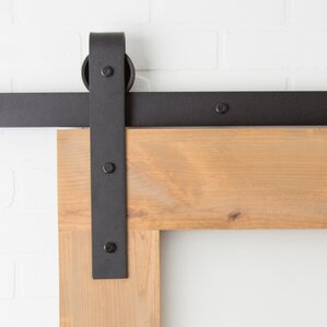 classic barn door hardware kit