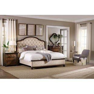 Hooker Furniture Leesburg Panel Configurable Bedroom Set