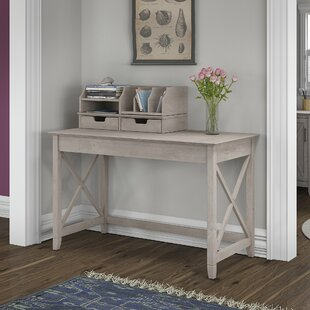 Oridatown Writing Desk by Beachcrest Home Coupon