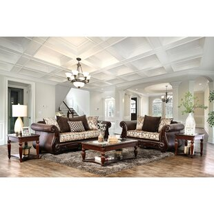 Astoria Grand Dolliver Configurable Living Room Set