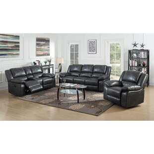Sherrod Reclining Configurable Living Room Set
