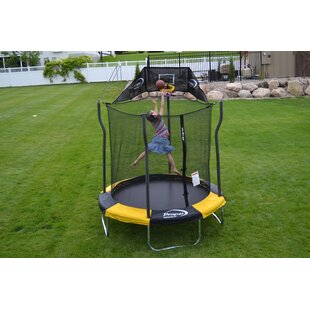 Trampoline 7 With Safety Enclosure