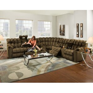 Red Barrel Studio Harrold Reclining Sectional