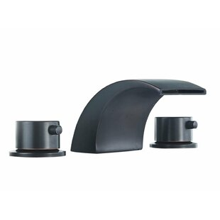 Guide to buy DFI Led Waterfall Widespread Bathroom Faucet By Aquafaucet