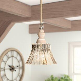 Birch Lane? Heritage Klas 1-Light Bell Pendant