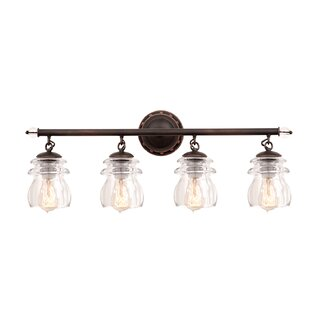 Brierfield 4-Light Vanity Light By Kalco Wall Lights